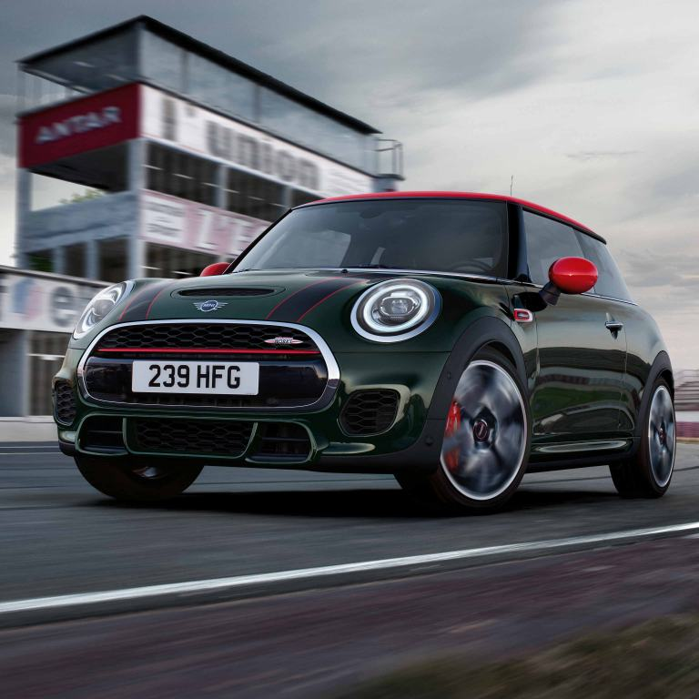 JOHN COOPER WORKS – born on the track